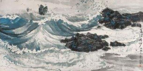 浪淘沙·借问江潮与海水
